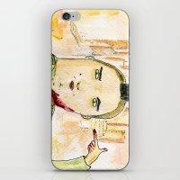 Taxi Driver iPhone & iPod Skin