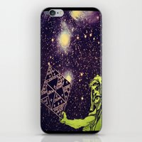 Dark Spell of Subversion iPhone & iPod Skin