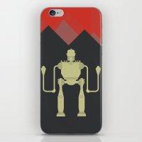 The Iron Giant  iPhone & iPod Skin