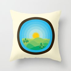 Veranum Throw Pillow