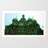 Russian Unforgettable In… Art Print