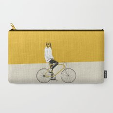 The Yellow Bike Carry-All Pouch