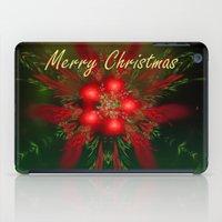 Merry Christmas iPad Case