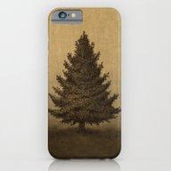 Lonely Pine  iPhone 6 Slim Case