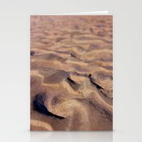 Desert Waves Stationery Cards