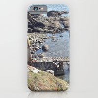 Lifeboat Station, Cornwall iPhone 6 Slim Case