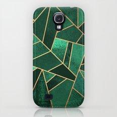 Emerald and Copper Galaxy S4 Slim Case