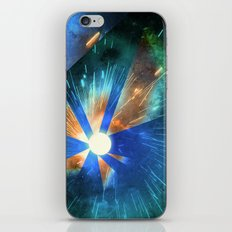 Light Flares iPhone & iPod Skin