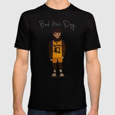 bad hair day no:2 / Teen Wolf Black SMALL Mens Fitted Tee