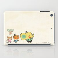 Walking With You iPad Case