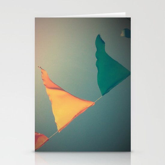 Happy colors Stationery Card