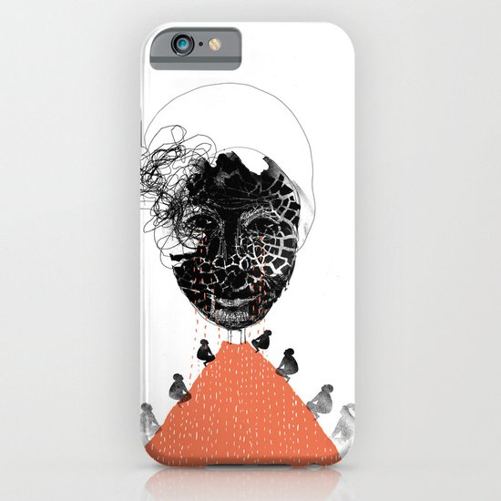 Moonrise mountain iPhone & iPod Case
