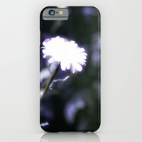 iPhone & iPod Case featuring Blue Daisy by Casey VanderMeulen