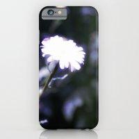 Blue Daisy iPhone 6 Slim Case
