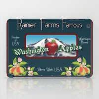 Washington Apples iPad Case