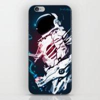 Gravity Burst iPhone & iPod Skin