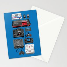 SErvice GAme History Stationery Cards