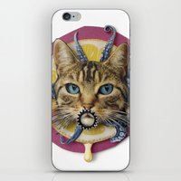 Sourpuss | Collage iPhone & iPod Skin