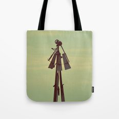 Waiting for Tomorrow Tote Bag