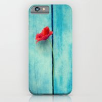 iPhone & iPod Case featuring papoula by Claudia Drossert