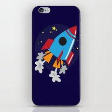 Space Cruiser iPhone & iPod Skin
