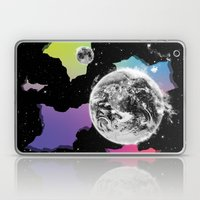The Neon Spectrum And Co… Laptop & iPad Skin
