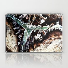 Green Vein Laptop & iPad Skin