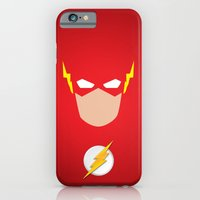 iPhone & iPod Case featuring FLASH by Roboz