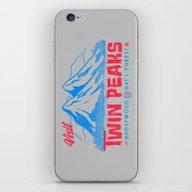 Visit Twin Peaks (hot Pi… iPhone & iPod Skin