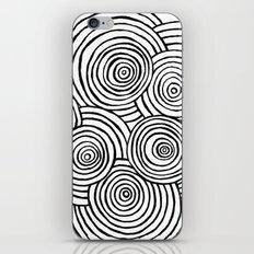 Circular iPhone & iPod Skin