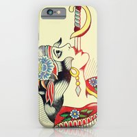 Sword Magic Girl iPhone 6 Slim Case