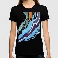 Success : To Léon Bakst Womens Fitted Tee Black SMALL