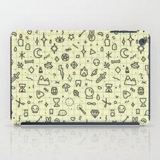 Doodles Pattern iPad Case