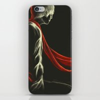 The stranger iPhone & iPod Skin
