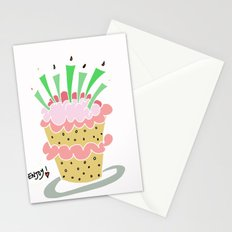 Birthday Surprise Stationery Cards