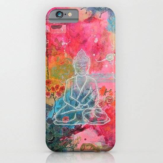 Buddha Iphone Case Iphone Ipod Case By Emily Cline