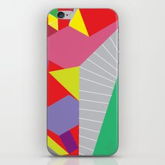 House Type 1 iPhone & iPod Skin