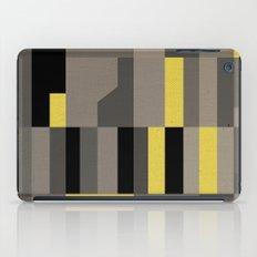 White Rock Yellow iPad Case