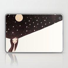 night hat Laptop & iPad Skin