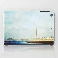 On The Front Textured Fine Art Photograpy iPad Case