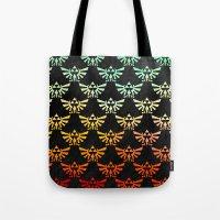 Zelda Hylian Crest Tote Bag