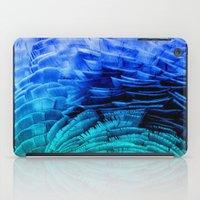 RUFFLED BLUE iPad Case