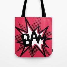 BAM! Tote Bag