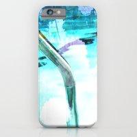 swim pool iPhone 6 Slim Case