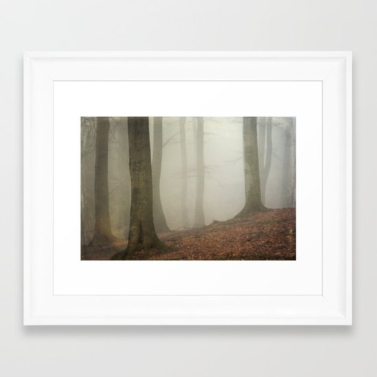 ambience Framed Art Print