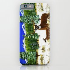 Beginning of winter Slim Case iPhone 6s