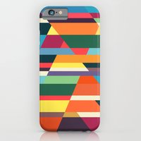 iPhone & iPod Case featuring The hills run to infinity by Budi Kwan