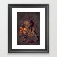 This Little Light Of Min… Framed Art Print