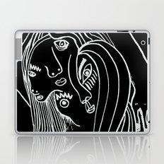 Double-faced Laptop & iPad Skin