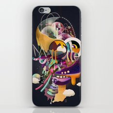 HOMER ON ACID iPhone & iPod Skin